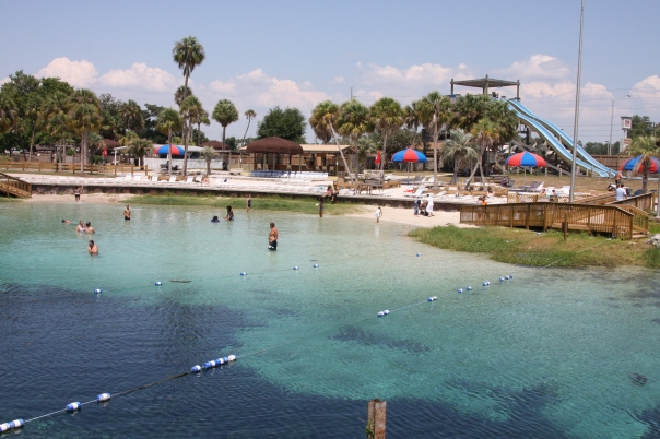 Buccaneer Bay Water Park at Weeki Wachee